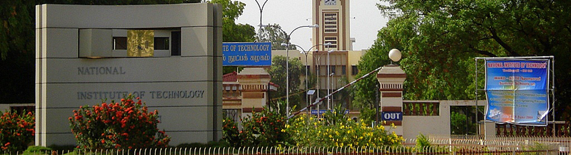 National-Institute-Of-Technology,Trichy
